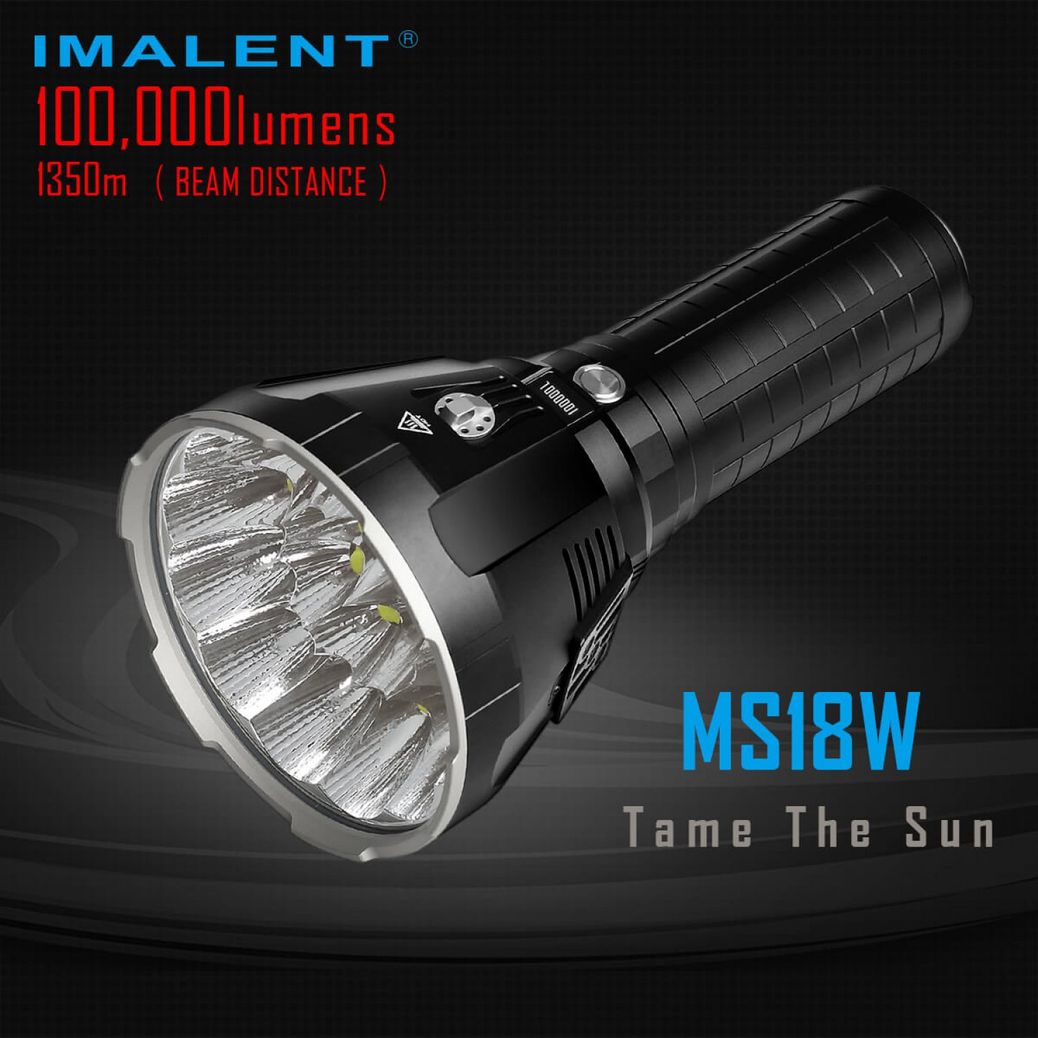 Imalent MS18W - Occasion
